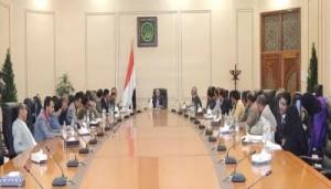 اللجنة الفنية لحقوق الإنسان تناقش مسودة التقرير الوطني لأوضاع حقوق الإنسان في اليمن