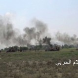 استمرار عمليات الجيش واللجان الشعبية في جبهات ما وراء الحدود وخسائر في صفوف القوات السعودية ومرتزقتها