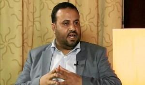 رئيس المكتب السياسي لانصار الله : انصار الله يرحبون بالجهود الرامية إلى وقف العدوان على اليمن ورفع الحصار