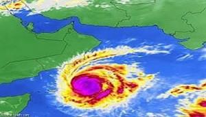 سقطرى تتجاوز مرحلة الخطر من اعصار تشابلا