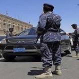 مصدر أمني : القبض على عناصر إجرامية في #أرحب جندها العدوان لتحديد أهداف ميدانية متورطة في هذه المجزرة !