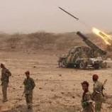 قتلى وجرحى من منافقي العدوان في قصف استهدف تجمعاتهم في الجوف