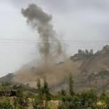 طيران العدوان يشن 6 غارات على مديرية بني مطر 4 استهدفت الصباحة وغارتين استهدفت جبل النبي شعيب