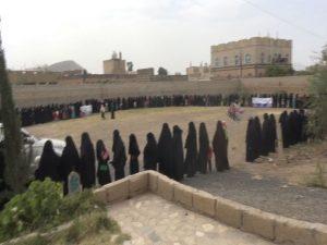 وقفة وقافلة نساء سنحان - رمضان