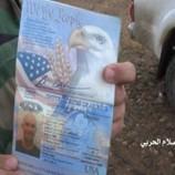 هام- وثائق وصور لجندي امريكي قتل في احدى الجبهات على ايدي الجيش واللجان تكشف المشاركة الامريكية الاسرائيلية بالجنود والاسلحة لقتل اليمنيين