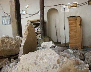 العدوان-يدمر-مسجد-النبي-شعيب-الأثري2