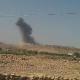 هام: طيران العدوان يشن غارة على الحيمة الخارجية ويقطع طريق صنعاء -الحديدة