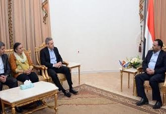 رئيس المجلس السياسي الأعلى يستقبل المدير الإقليمي والممثل المقيم لبرنامج الأغذية العالمي في اليمن