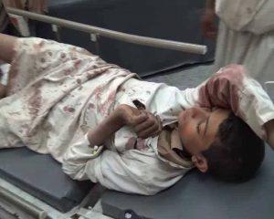 صور ضحايا مجزرة بيت سعدان - ارحب