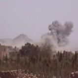 طيران العدوان السعودي الأمريكي يشن 49 غارة على محافظتي مأرب وحجة
