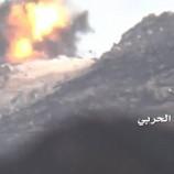 شاهد… الإعلام الحربي يوزع مشاهد لعملية اقتحام موقع نهوقة العسكري بنجران
