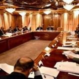 اللجنة العليا لمتابعة الوضع الاقتصادي والمالي والخدمي تقر أربع لجان دائمة