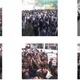 صور.. وقفات احتجاجية وتقديم إذاعات مدرسية بصنعاء الامانة والمحافظة تستنفر الهمم وتدين استمرار جرائم العدوان