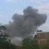 العدوان يستهدف نهم بـ 13 غارة استهدفت مناطق متفرقة بالمديرية