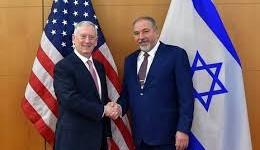 وزير الحرب الأمريكي: ندرُسُ تقديم مساعدة مباشرة لحلفائنا (السعودية واسرائيل) ونخطّط لمواجهة القدرة الصاروخية اليمنية