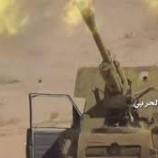 قصف صاروخي ومدفعي للجيش واللجان على تجمعات الجيش السعودي والمنافقين في جيزان وعسير