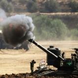 العدو الصهيوني يستهدف نقطة رصد للمقاومة الفلسطينية وسط غزة