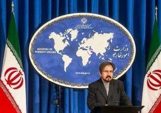 طهران: رد على السعودية وقف عدوانها الوحشي ضد اليمن فورا وانهاء وجودها العسكري