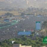 فعالية احتفالية شعبية حاشدة بذكرى المولد النبوي لمحبين الرسول الأعظم في العاصمة صنعاء