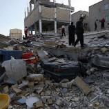 ارتفاع عدد ضحايا زلزال #إيران إلى 530 شهيداً وأكثر من 8000 جريح