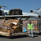 طائرة شحن تابعة لمنظمة الإغاثة الإسلامية تصل مطار صنعاء
