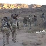 عمليات نوعية للجيش واللجان الشعبية استهداف مواقع وتجمعات العدو السعودي الامريكي ومرتزقته