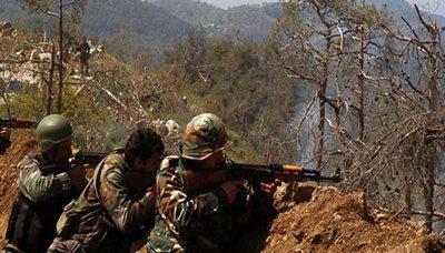 الجيش السوري يسيطر على حي الليرمون شمال غرب مدينة حلب